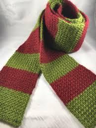 Striped Scarf Knitting Pattern Best Design