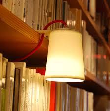 Table Lamp Lightbook White Red H12cm Designheure Nedgis Lighting