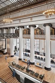 Office offbeat interior design Studio Expensify Office By Zgf Getty Images Expensify Office By Zgf 20180901 Architectural Record