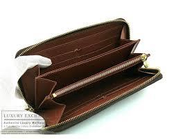 louis vuitton zipper wallet. authentic louis vuitton monogram zippy wallet zipper i