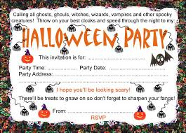 Blank Halloween Invitation Templates Blank Halloween Invitation Templates Henfa Templates