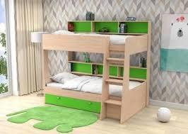Купить детскую <b>двухъярусную кровать</b> | <b>Golden</b> Kids-1