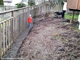 temporary yard fence. Fence My Yard Side Temporary Fencing Home Depot K