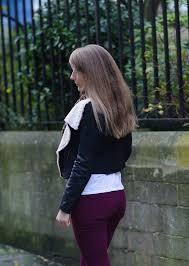 Girls ass tight jeans