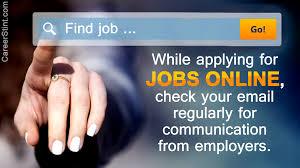 Job Engines Using Job Search Engines