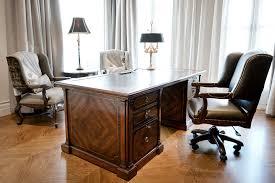 Office desk photo Single Timeless Interior Luxury Office Desk Rosewood Veneers Balcony Garden Web Best Luxury Home Office Furniture Luxury Timber Desks Melbourne