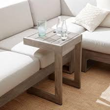 table under sofa. image of: sofa side table slide under idea t