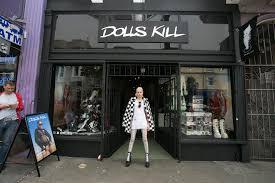 Dolls Kill CEO Talks First Store, Retail – WWD