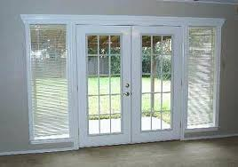 change sliding glass door to french door replacing sliding glass door with french door for home