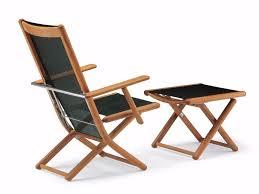 recliner garden chair with armrests tennis recliner chair