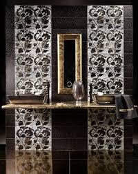 bathroom mosaic tile designs. Well Suited Mosaic Tile Designs Amusing Ideas For Bathrooms Retro Dark Simple Bathroom Designsjpg S