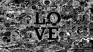 doodle wallpapers wallpaper 2560x1440