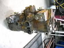 case 1845 business industrial case 1845c skid steer tandem pump assembly sundstand sauer m91 46260