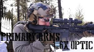 primary arms 1 6x optic budget friendly