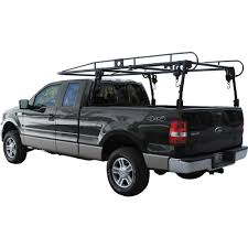Buyers Products Company Pickup Truck Black Ladder Rack-1501100 ...