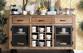 This china hutch cost $25 on facebook marketplace. Coffee Bar How To Be Your Own Barista Overstock Com