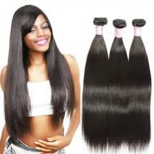 Unprocessed 7A <b>Straight Hair</b> , <b>Brazilian Straight Hair</b> , <b>Straight</b> ...