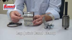 Muffler Clamp Size Chart Exhaust Pipe Size Custom Exhaust Tips Summit Racing Quick Flicks