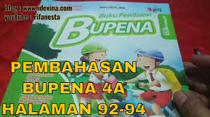 Try the suggestions below or type a new query above. Pembahasan Bupena 4a Tema 2 Subtema 1 Halaman 92 94 Youtube