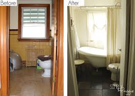 bathroom remodel pictures before and after. Fine And Cottage Bathroom Renovation Before And After On Remodel Pictures And