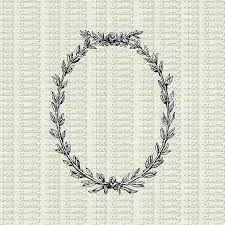 Black And Gold Laurel Wreath Frame Coloring Page Pictures Of
