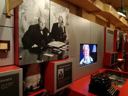 Cabinet War Museum Ww2 The Second World War Churchills Cabinet War Rooms London