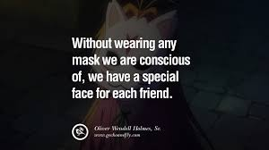 Side Chick Quotes Cool 48 Quotes On Wearing A Mask Lying And Hiding Oneself