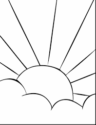Small Picture Of Clouds With Wings In The Clouds Coloring Page Free Printable