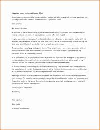 Settlement Offer Letter Template Examples Letter Template Collection
