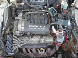 EGR valve location - GM Forum - Buick, Cadillac, Chev, Olds, GMC ...