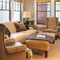Try to make pathway to walk freely in the living room without stumbling on  the furniture that is at least 2 to 3 feet wide. Furniture placement and  layout ...