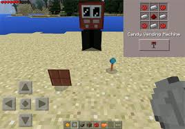 How To Make Vending Machine In Minecraft Pe Magnificent Vending Machines Mod Minecraft PE Mods Addons