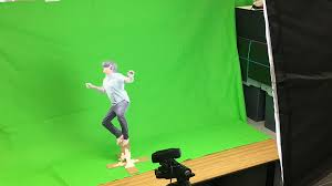 equipment needed green screen setup