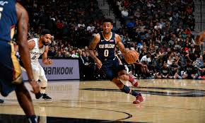 New Orleans Pelicans Depth Chart The Other Rookie Pelicans Alexander Walker Standing Out
