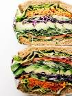 betsy s awesome vegetarian sandwich