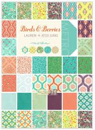303 best Show me the Moda images on Pinterest | Quilting fabric ... & Birds & Berries Jelly Roll - Patchwork & Quilting Adamdwight.com
