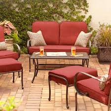 Awesome Endearing Replacement Patio Furniture Cushions With