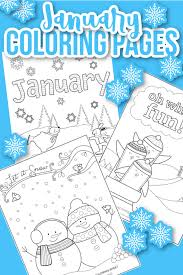 Well, it has been an amazing year around here, and we couldn't be more grateful for all of you. Happy 2021 Check Out These January Coloring Pages Kids Activities Blog