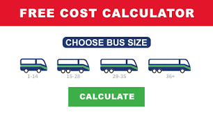 Trip Charge Calculator Easy Bus Rental Cost Estimation Tool Cost Calculator