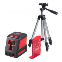 Лазерный уровень <b>Fubag Crystal 10R</b> VH Set с набором ...