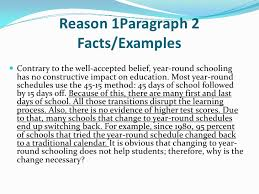what should i write my college about year round school essay year round school essay