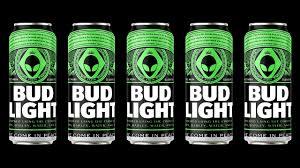 Bud Light Marketing Jobs Bud Light Twitter Promises A Special Area 51 Raid Beer Label