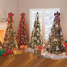 great brylanehome fully decorated prelit ft tree christmas with pre lit christmas  tree clearance