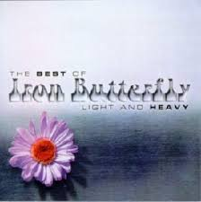 Light & <b>Heavy</b>: The Best of <b>Iron Butterfly</b> - Wikipedia