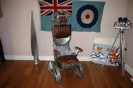 v er martin baker ejection seat chair