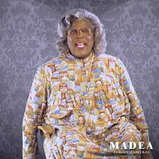 """Madea says """"I'm About to VIOLATE MY PROBATION!"""""""