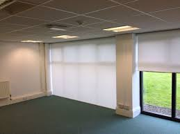 bespoke office window blinds