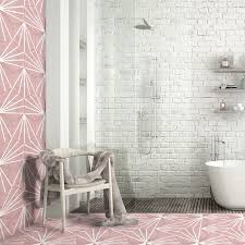 hex60 tile in pink s start from 70 sqm otto tiles design
