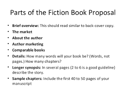 Writing The Book Proposal How To Write A Book Proposal Eclipse