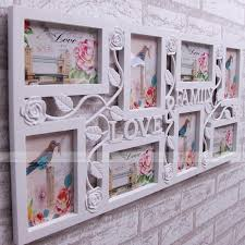 description yazi family love large multi 8 picture wall hanging collage photo frame